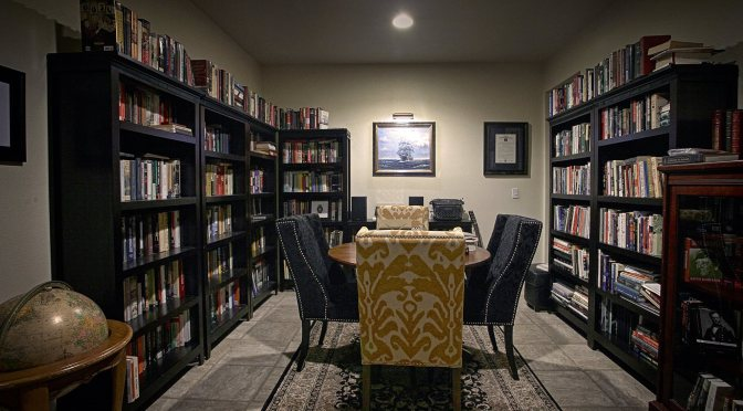 The Leader's Bookshelf by Admiral James Stavridis & R. Manning Ancell