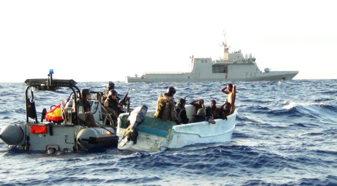 Integrating Maritime Security Operations in the Mediterranean