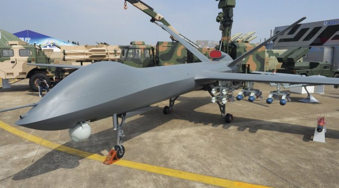 Chinese UAV Development and Implications for Joint Operations