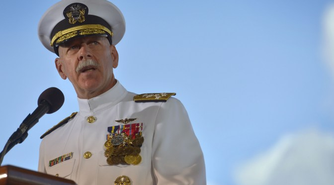 Admiral Scott Swift on Leadership, Risk, and a Life in the U.S. Navy