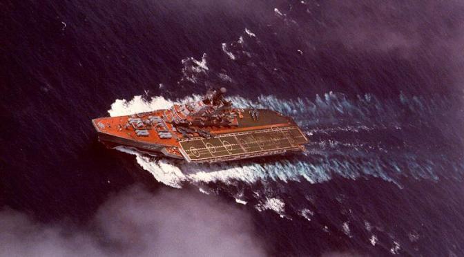 Capital Ship 2035: The Mission Command Vessel (MCV)