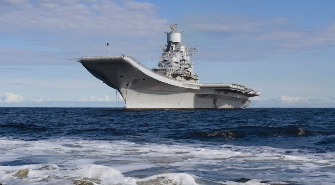 The Quest for India's Supercarrier