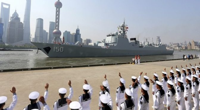 The PLA Navy's Plan for Dominance: Subs, Shipborne ASBMs, and Carrier Aviation