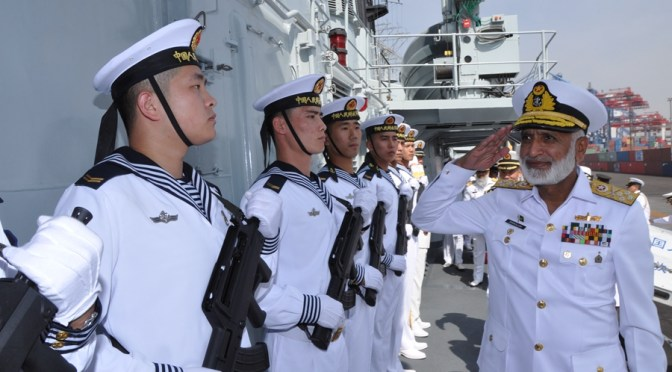 Chinese Maritime Strategy for the Indian Ocean