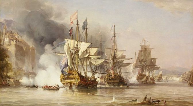 Disciplining the Empire — Dr. Sarah Kinkel on the Eighteenth-Century British Royal Navy