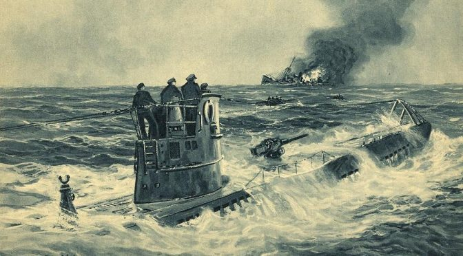 """Sinking the """"Fellowship of the Sea:"""" Lessons from Nuremberg for Future Naval Warfare"""