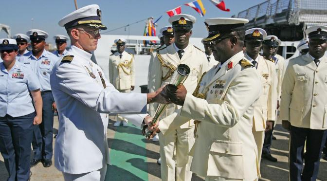 Togetherness At Sea: Promoting 21st Century Naval Norms of Cooperation