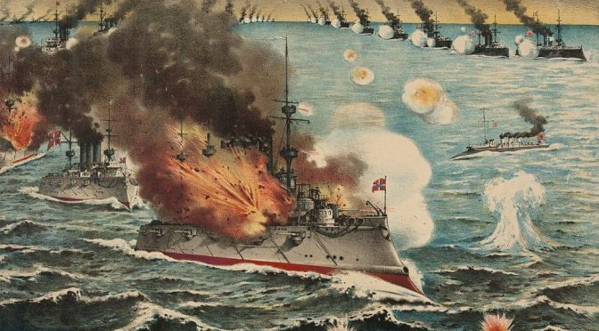 Trafalgar of the East: Why the Russian Navy Failed in the Russo-Japanese War