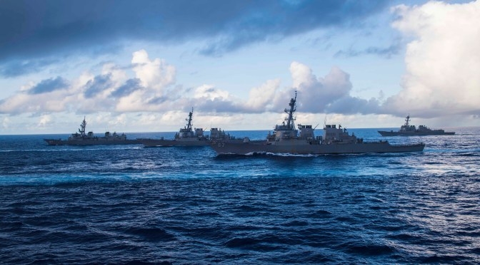 The Strategic Need for Tactical Excellence:  Raising the Surface Navy's Combat Capability