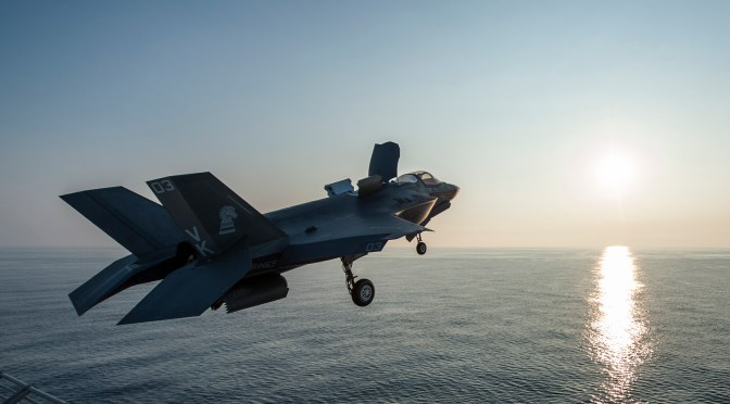 Why Turkish F-35s are a Threat to the United States and NATO