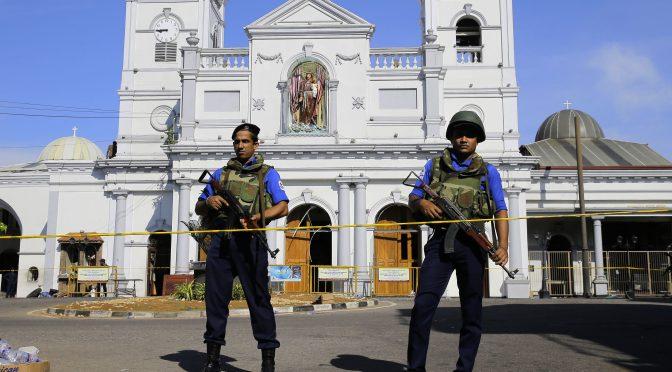Easter Terrorist Carnage and Revitalizing Counterterrorism in Sri Lanka
