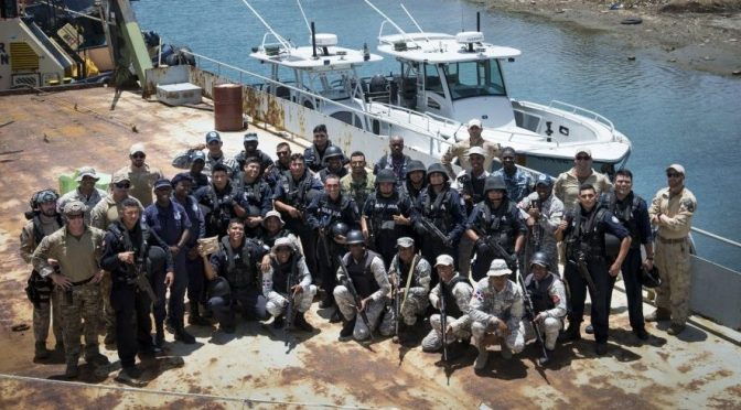 Improve Mutual Cooperation with Small and Medium-Sized Navies