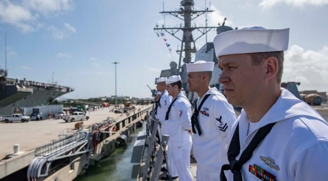 The Navy Reserve is Broken