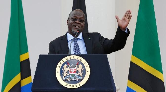 A Bump in the Belt and Road: Tanzania Pushes Back against Chinese Port Project
