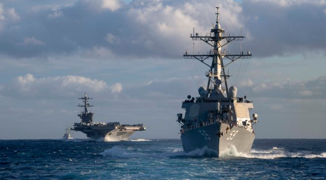 Naval Tactics and Their Influence on Strategy, Pt. 1