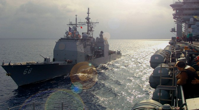 Lessons on Dissent from a Navy Ship