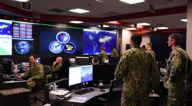 Vice Admiral Brian Brown On the U.S. Naval Information Warfare Community