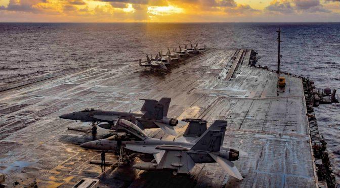 Naval Warfare 2010-2020: A Comparative Analysis