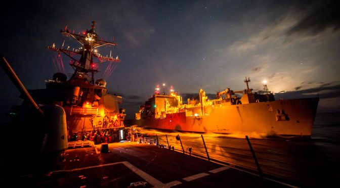 Why Military Sealift Command Needs Merchant Mariners at the Helm