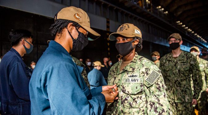 Diversity, Inclusion, and Maritime Security