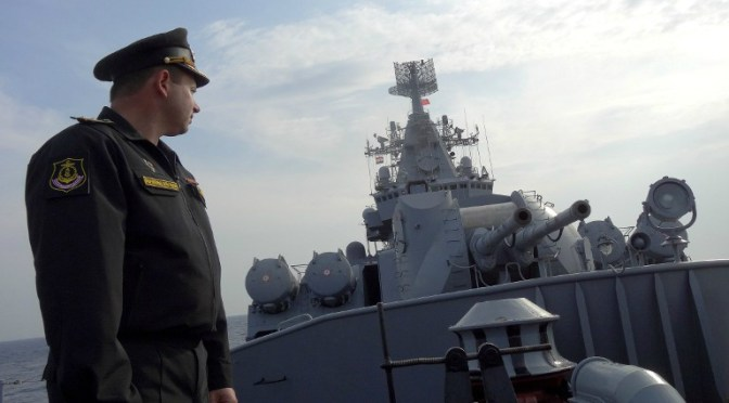 Russian Black Sea Fleet Activity in the Eastern Mediterranean Sea: Implications for the Israeli Navy