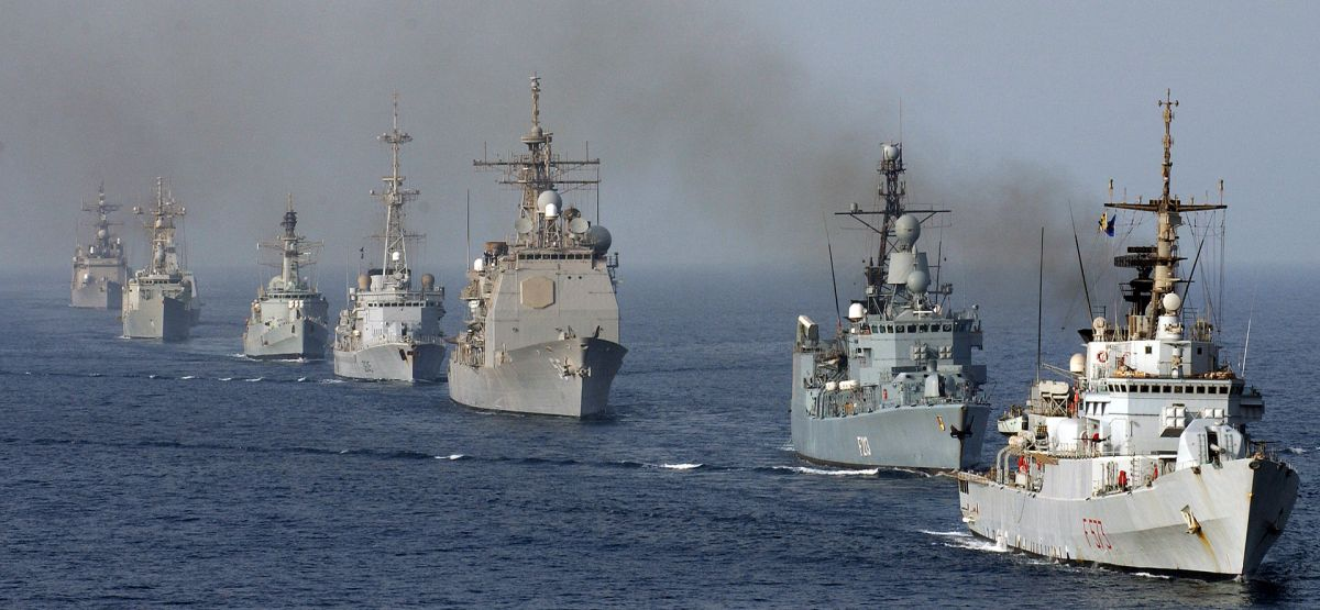 The U.S. Needs an Official Sixth Fleet History, and the Europeans Do Too