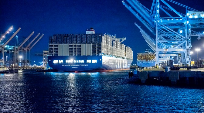 The IMO's 2021 Cyber Guidelines and the Work that Remains to Secure Ports