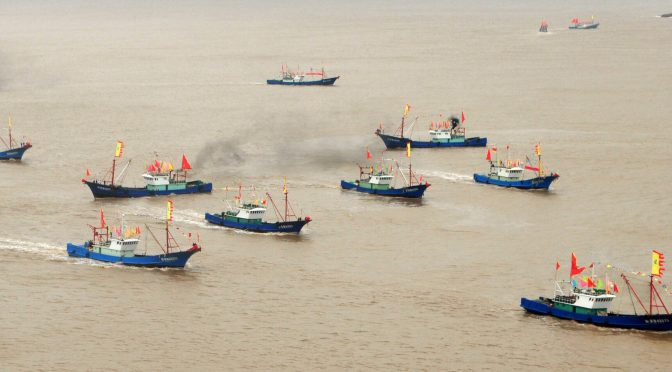China's Maritime Militia and Fishing Fleets: A Primer for Operational Staffs and Tactical Leaders, Pt. 1