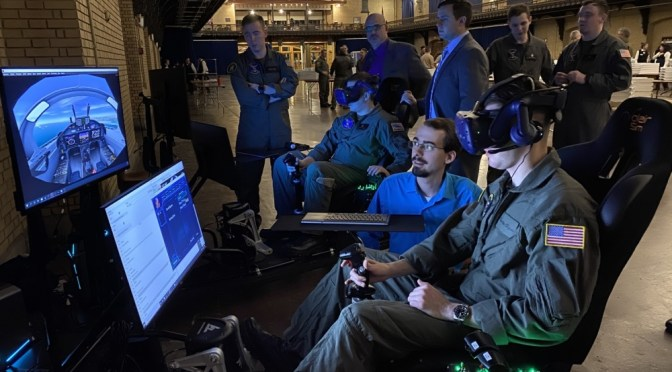 Virtual Training: Preparing Future Naval Officers for 21st Century Warfare