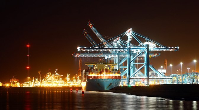 Soft Cyber Law Makes Port Facilities Soft Cyber Targets