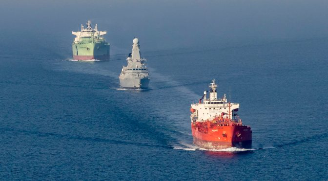 All of One Company: The Need to Forge a Stronger Bond Between Navies and Commercial Shipping