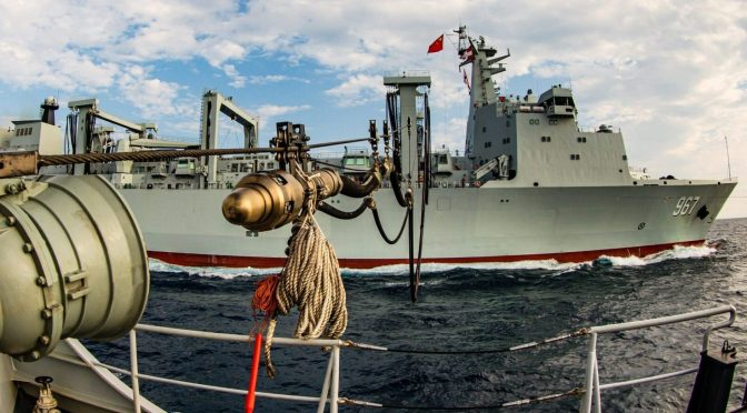 Across the Expanse: The Sealift Dilemma in a War Against China
