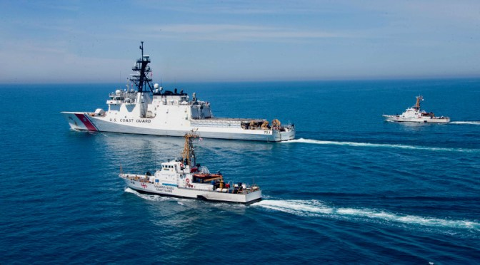 A New U.S. Navy Planning Model for Lower-Threshold Maritime Security Operations, Part 1