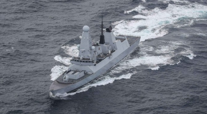 The HMS Defender Incident: Lawfare, Optics, and a Changing European Strategic Direction