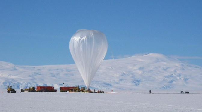 Solving Communications Gaps in the Arctic with Balloons
