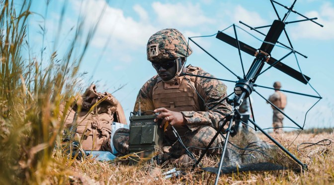 Spectrum Warfare Integration: Information Superiority for Marine Stand-In Forces