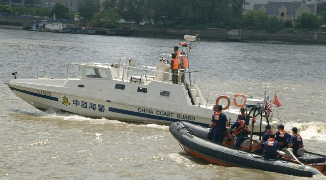 Expect China's Coast Guard to Conduct Counter-Drug Patrols Off Latin America