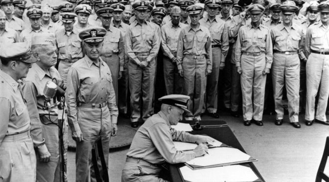 A New Maritime Strategy, Part 2 — A Theory Of Victory?