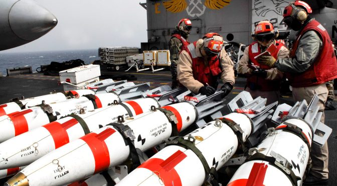 Modern Naval Mines: Not Your Grandfather's Weapons That Wait