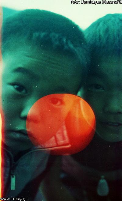 Children Left behind in China