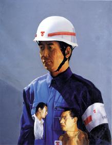 La pittura fotografica cinese