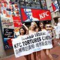 proteste animaliste in Cina