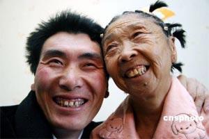 donne cinesi preferiscono i mariti più giovani