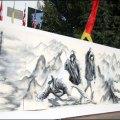 Graffiti cina