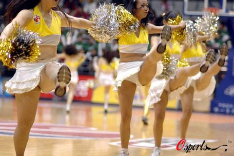 Hong Kong Cheerleaders