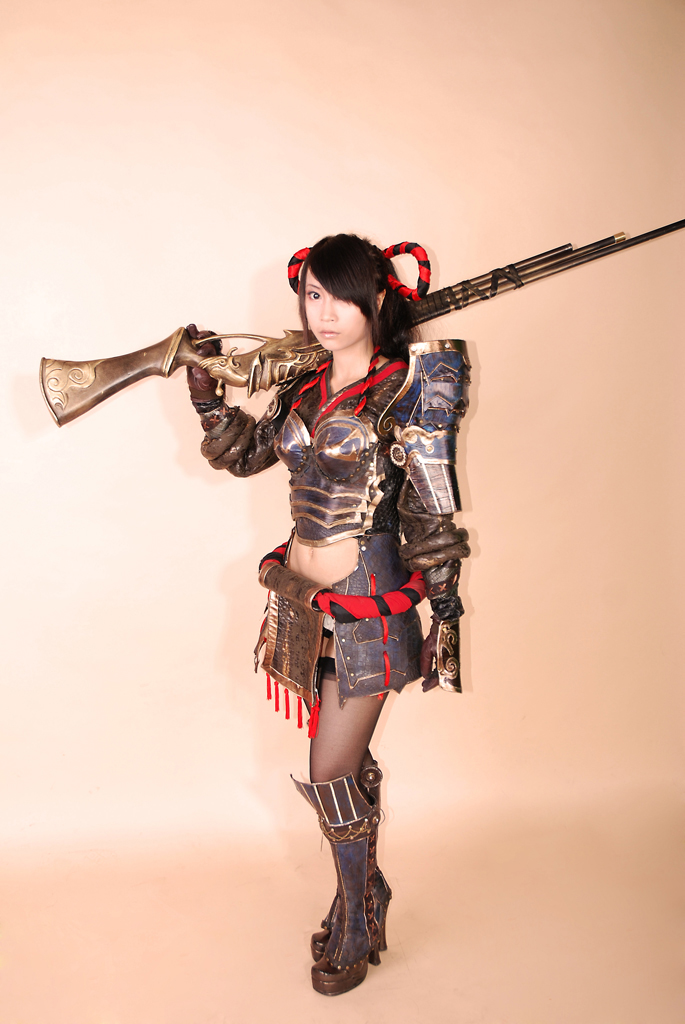 Miss Cosplay