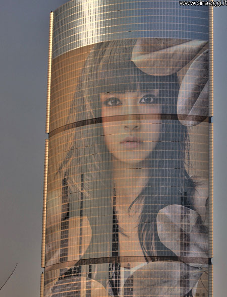 grattacielo-modella-cinese
