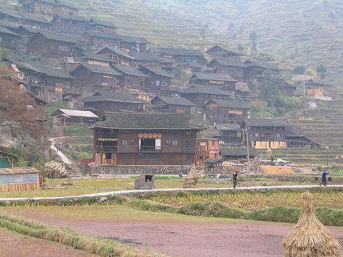 guizhou villaggi