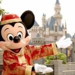 Disney park a Shanghai