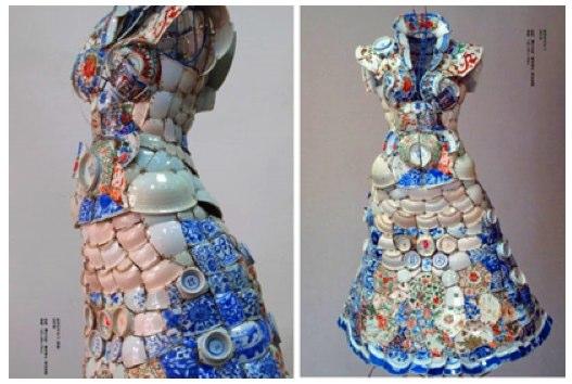abito di ceramica